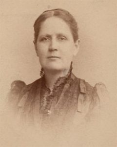 Drexel University College of Medicine Legacy Center, Portrait of Dr. Clara Marshall, Dean of Woman's Medical College, 1888-1917.